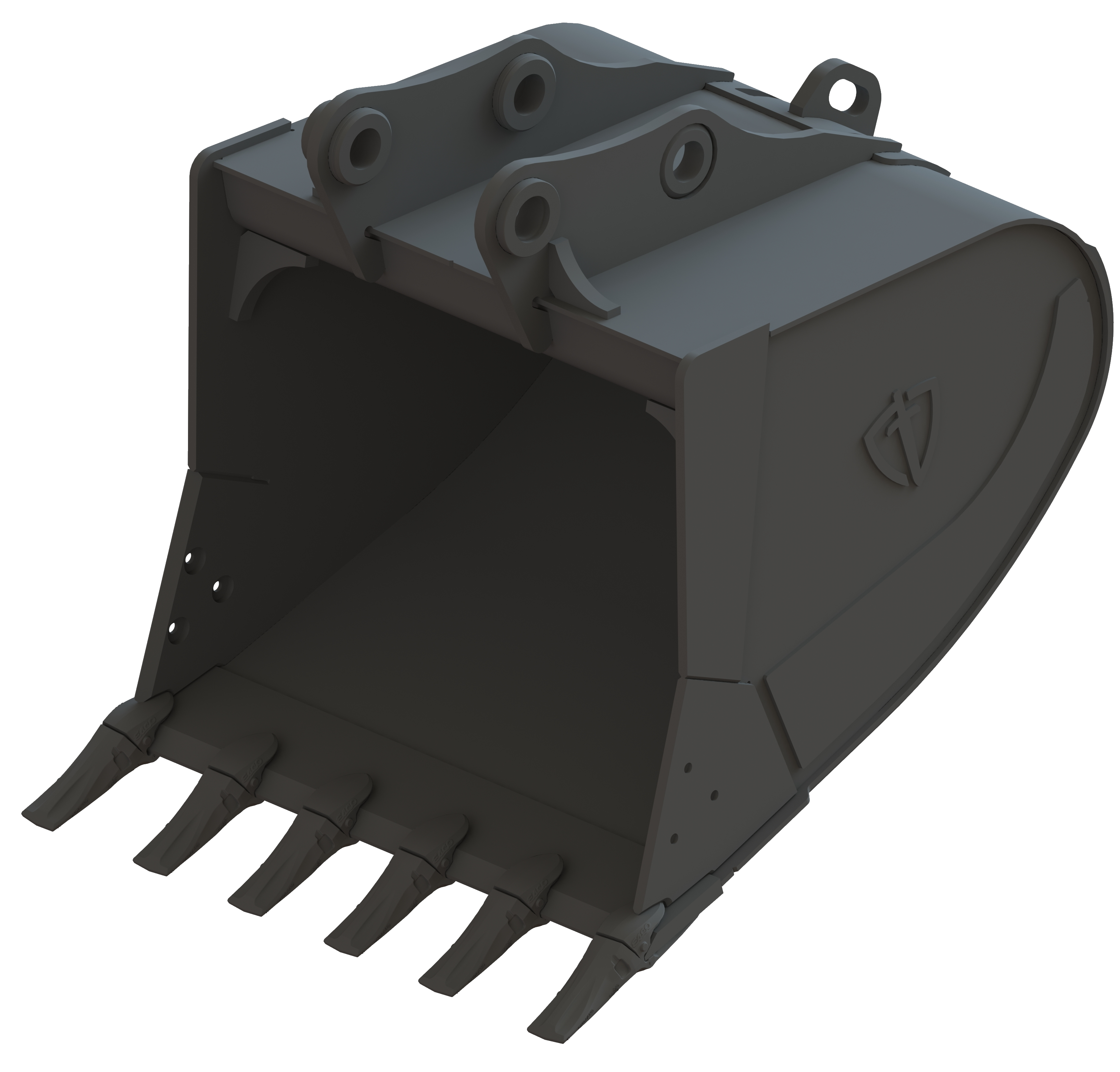 JRB Paladin High Capacity Bucket for Excavators